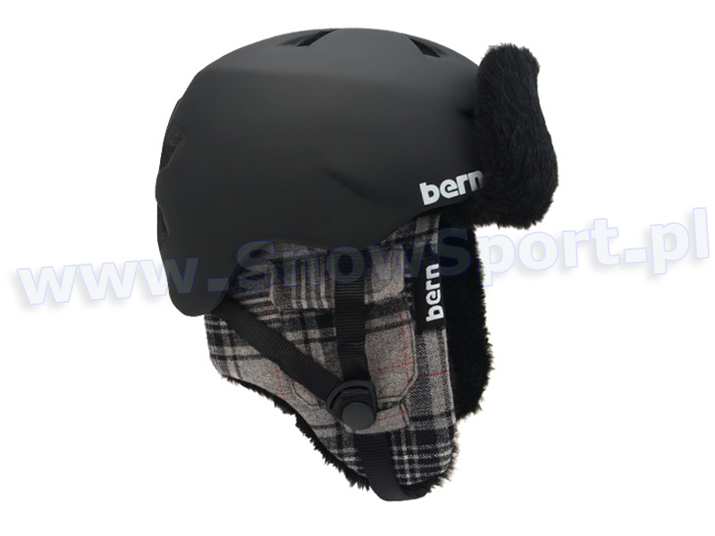 Kask BERN Brentwood Zip Mold Hunter Knit 2011 najtaniej