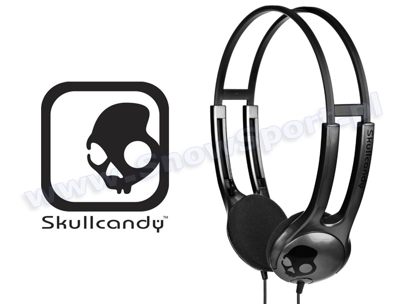 Słuchawki SkullCandy ICON SC Gunmetal S5ICCZ-038 najtaniej