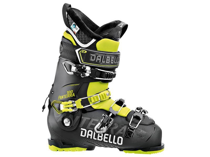 Buty Dalbello Panterra 100 Black / Acid Yellow 2018 [DP100M7.BB] najtaniej