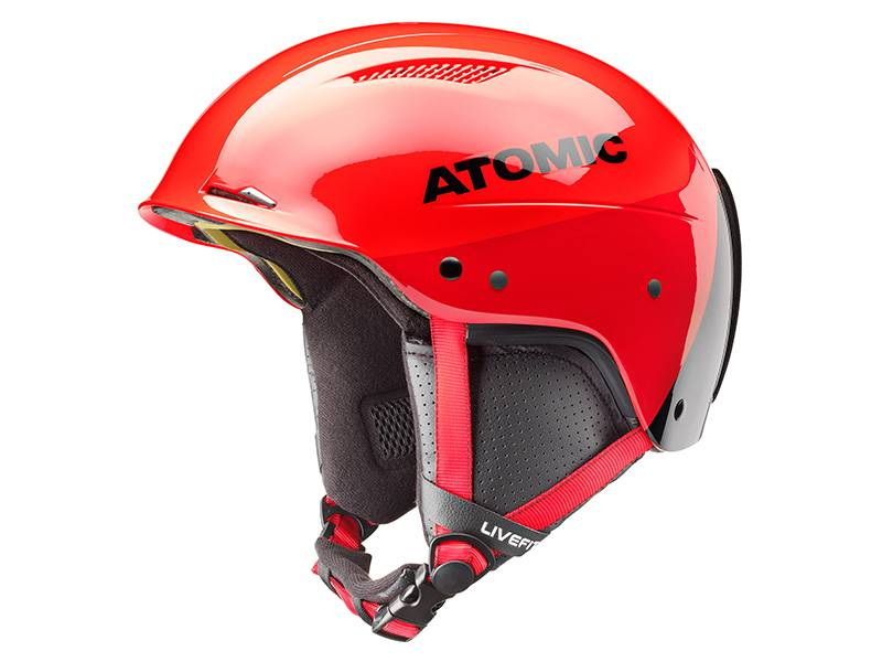 Kask Atomic Redster LF SL Red Black 2018 najtaniej