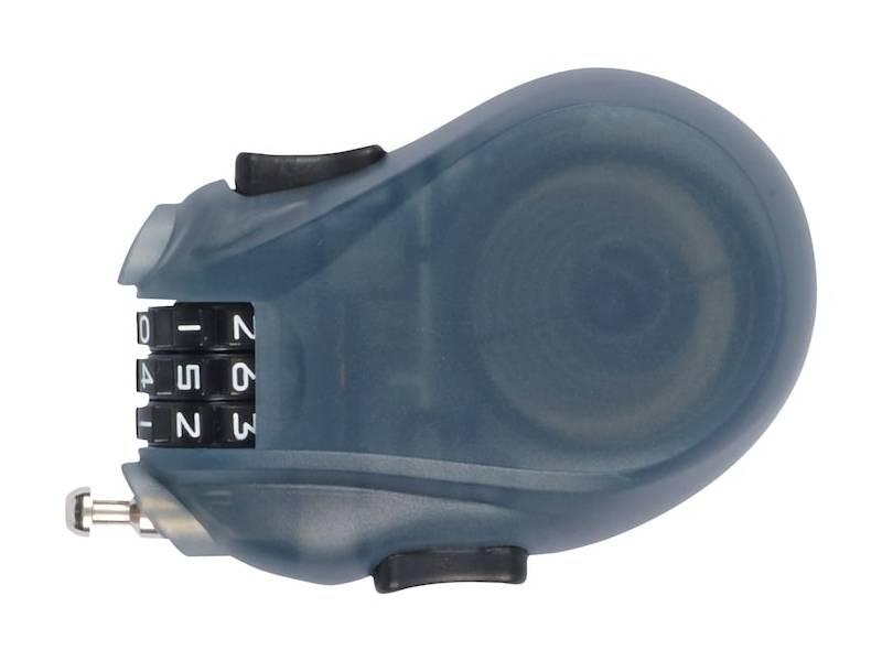 Mobilne zabezpieczenie Burton Cable Lock Translucent Black 2018 najtaniej