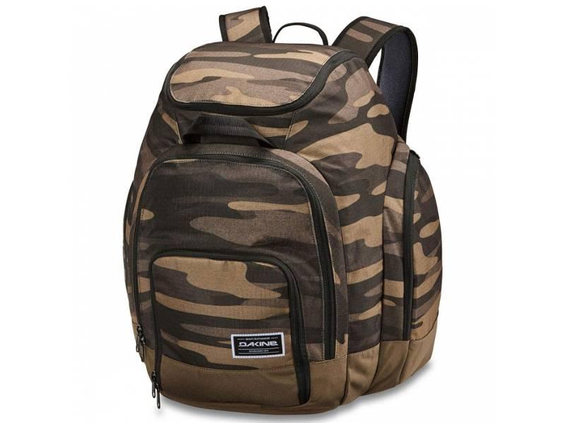 Plecak na buty i kask DAKINE Bootpack DLX 55L Fieldcamo F/W 2018 najtaniej