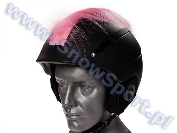 Włosy na kask - Ski Fix - Punk Pink 2018 najtaniej