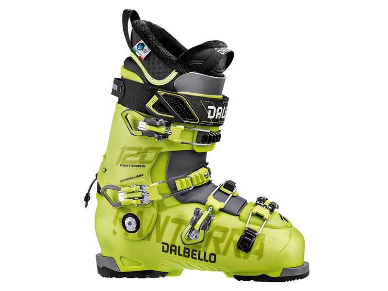Buty Dalbello Panterra 120 Acid Yellow / Antracit 2019 najtaniej