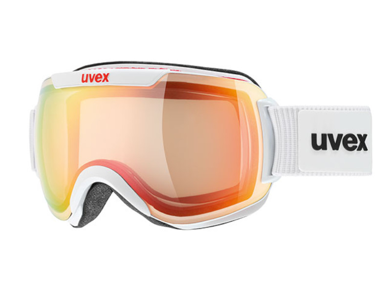 Gogle UVEX Downhill 2000 VFM White Orange (1023) 2019 najtaniej