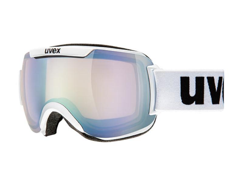 Gogle UVEX Downhill 2000 VLM White VarioMatic FOTOCHROM [1023] 2019 najtaniej