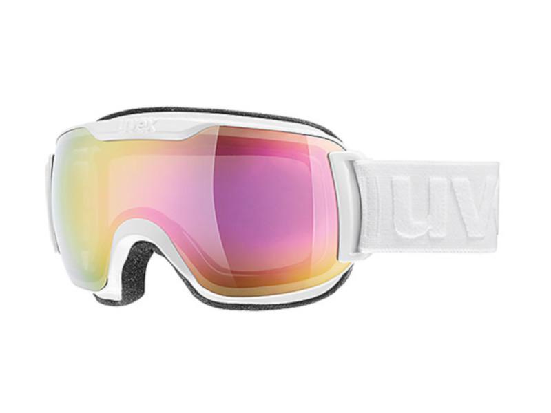 Gogle UVEX Downhill 2000 S FM Pink Clear (1026) 2019 najtaniej