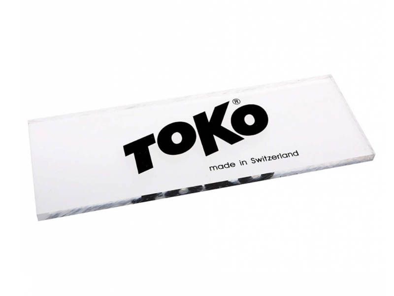 Cyklina TOKO  PLEXI 3mm BS 2018 najtaniej