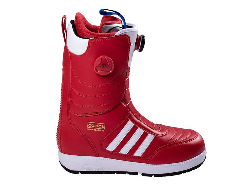 Buty Adidas Response ADV Dual Boa Red 2018 najtaniej