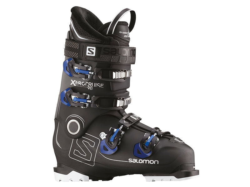 Buty SALOMON X Pro Cruise 90 Metalblack Black Anthracite SMU 2019 najtaniej
