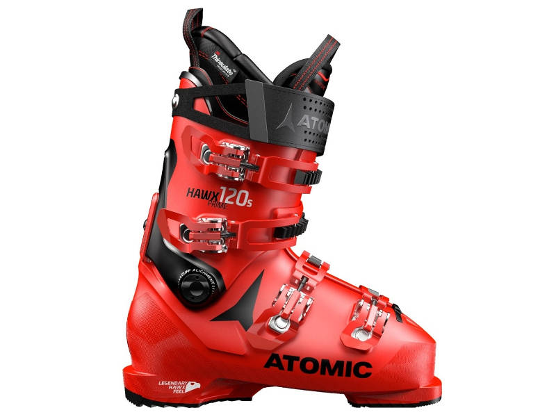 Buty Atomic HAWX PRIME 120 S Red/Black 2019 najtaniej
