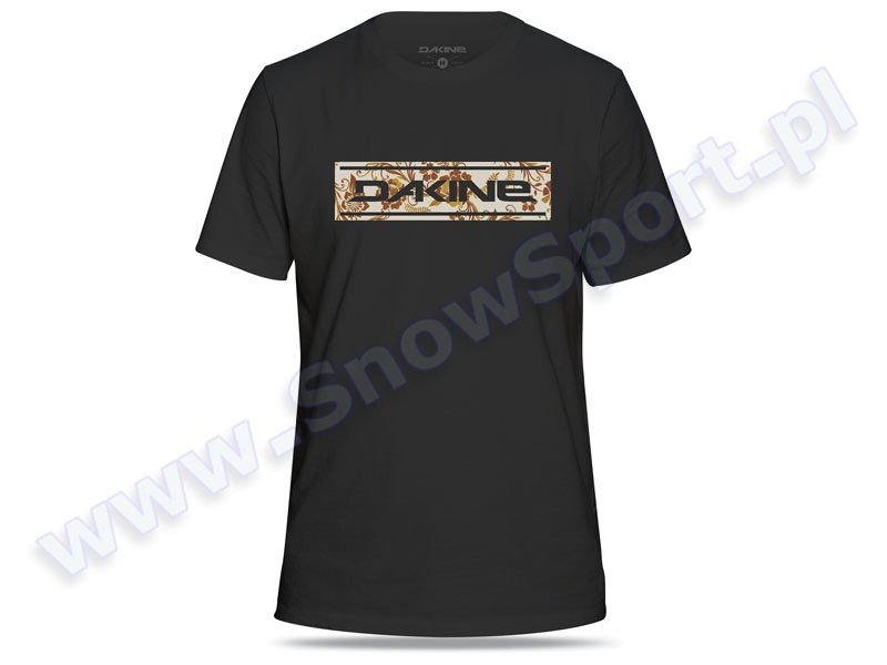 Koszulka Dakine Kahuna Rail Black 2016 najtaniej