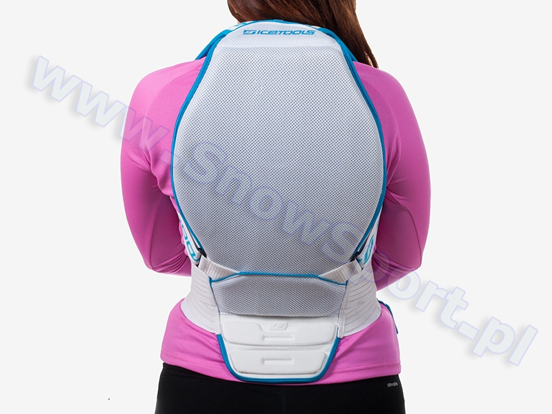 ICETOOLS Evo Belt Lady 2012 ochraniacz kręgosłupa najtaniej