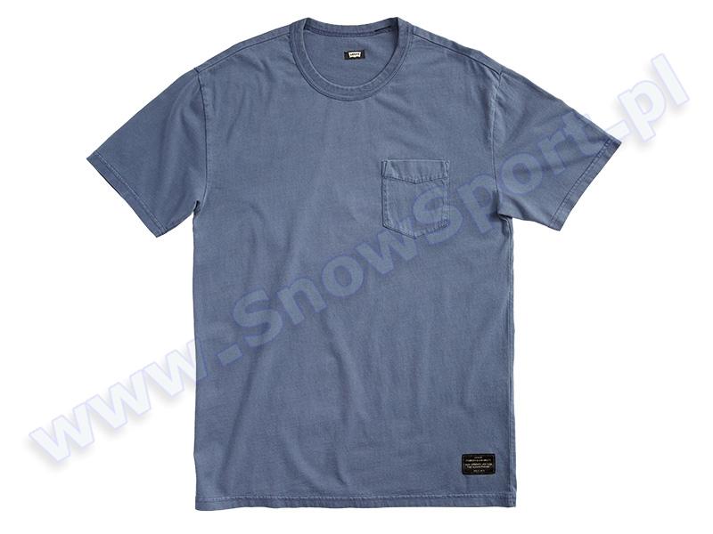 Koszulka z kieszonką Levis Pocket Tee Dress (29494-0000) 2017 najtaniej