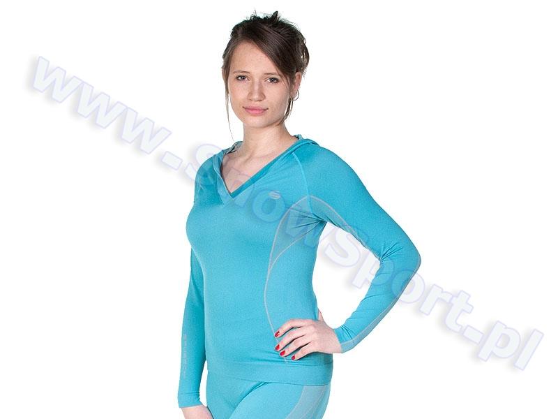 Bluza Termoaktywna Damska Brubeck Fit Balance (LS0100) najtaniej
