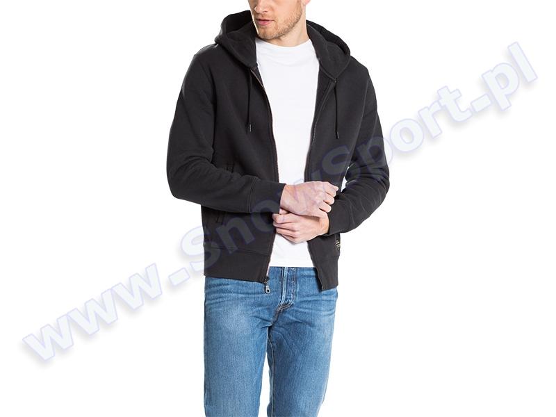 Bluza Levis Black Full Zipped Hoodie Jet (26915-0000) 2017 najtaniej