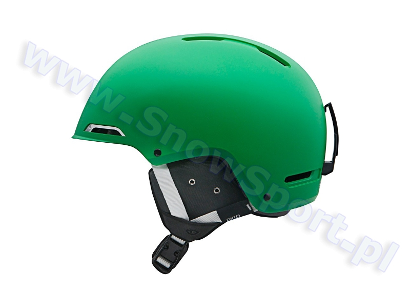 Kask Giro Battle Mat Green 2014 najtaniej