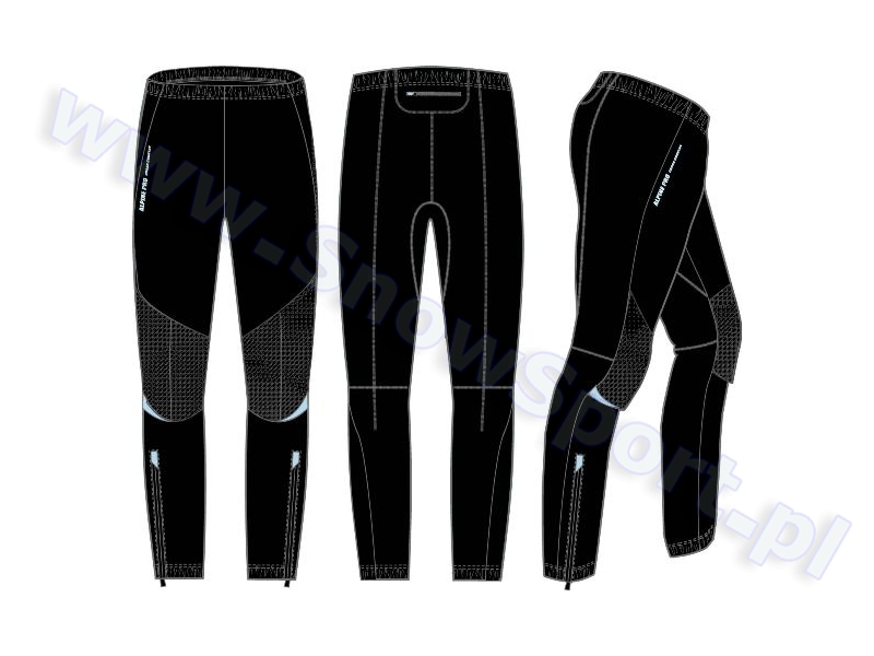 Spodnie Alpine Pro Makalu 990 najtaniej