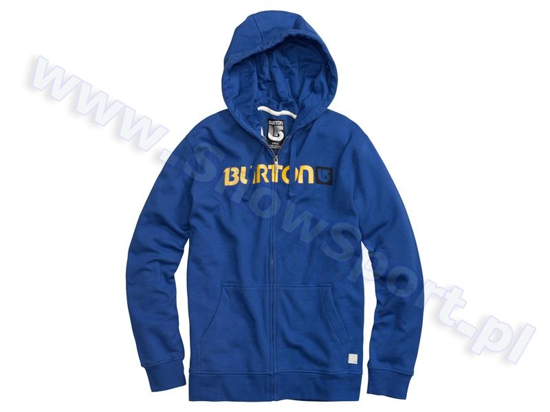 Bluza Burton Logo Horiz Royal najtaniej