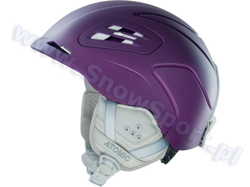 Kask Atomic MENTOR W Purple 2016 najtaniej