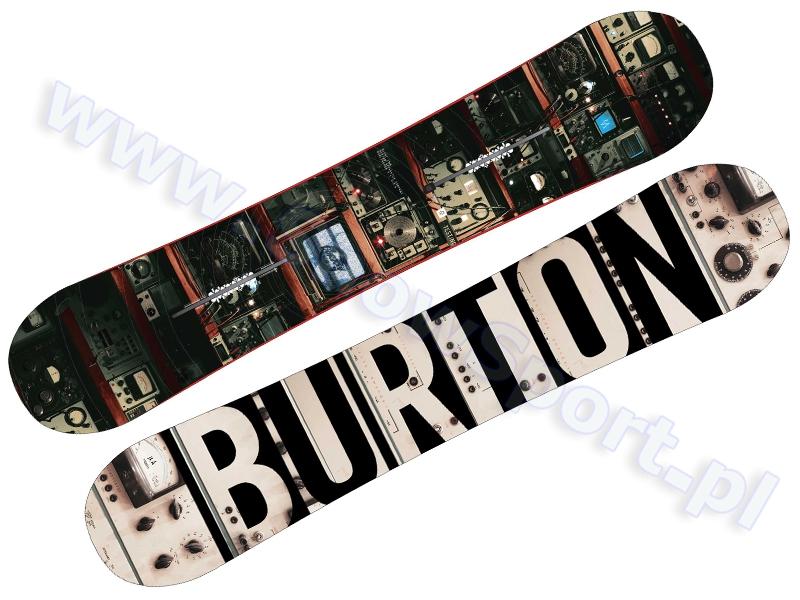 Deska Burton Blunt 2017 najtaniej
