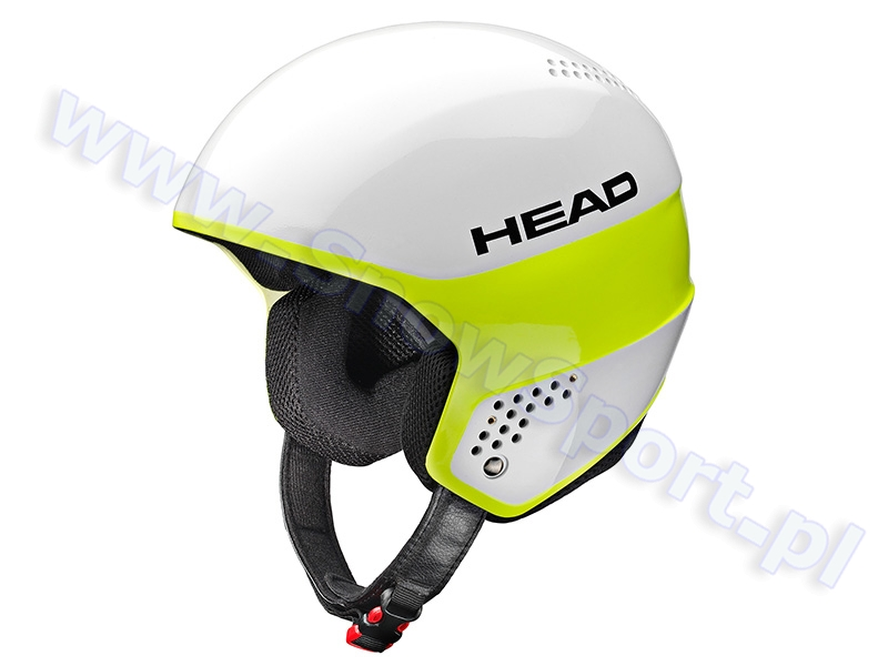 Kask Head Stivot White Lime 2017 najtaniej