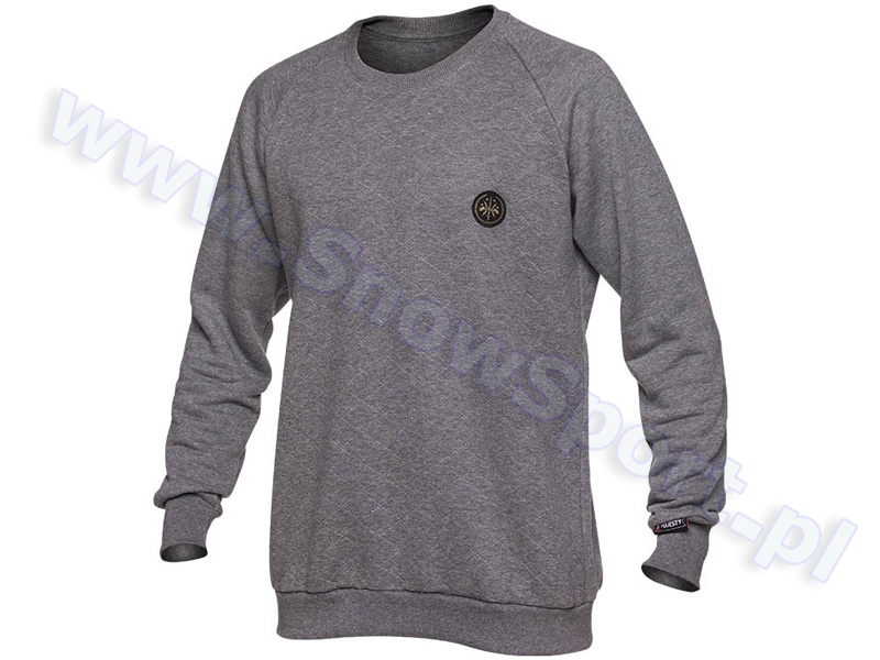 Bluza Majesty Highlander Crewneck grey 2017 najtaniej