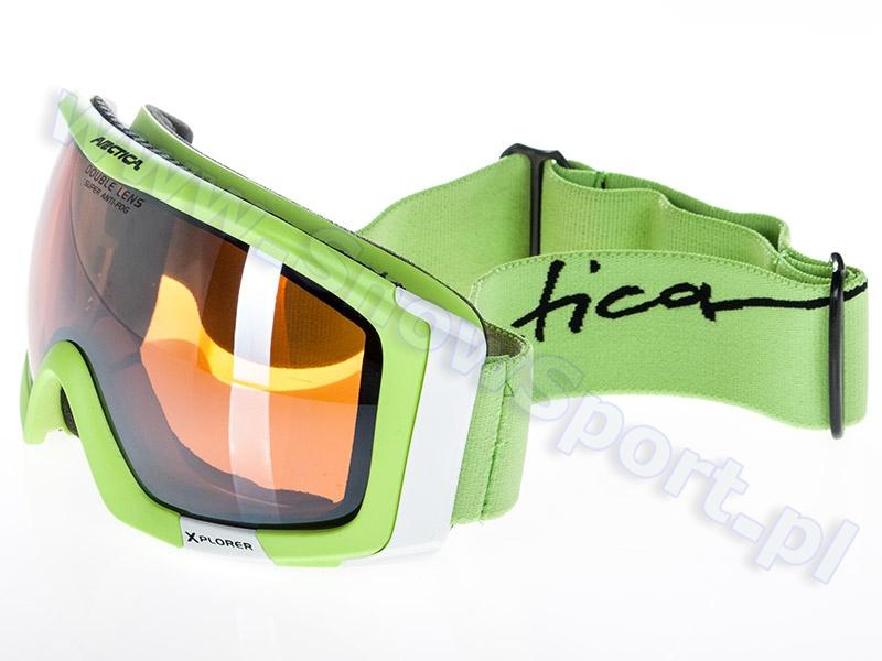 Gogle ARCTICA G-88C-1 Green 2013 najtaniej