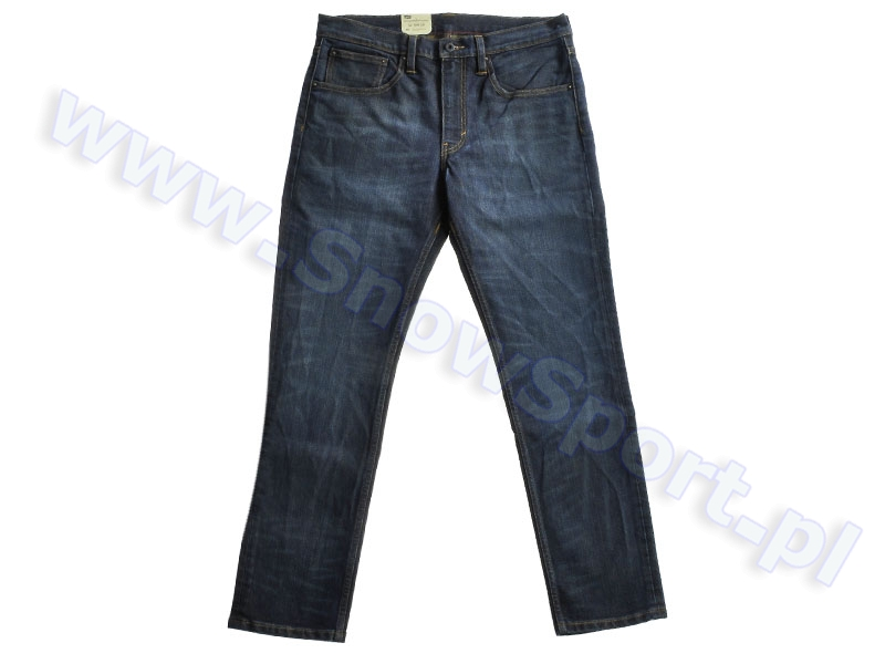 Spodnie Levis 513 Slim Straight SE EMB Skateboarding Collection 2016 (95583-0009) najtaniej