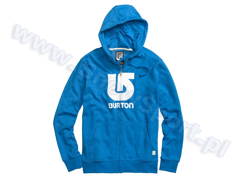 Bluza Burton Logo Vert Heather Bombay najtaniej