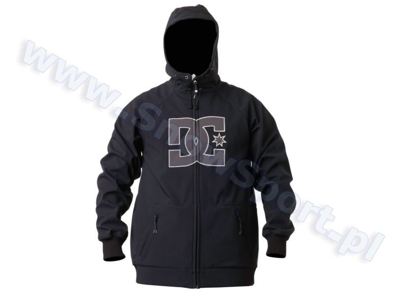 Softshell DC Spectrum Black 2013 najtaniej