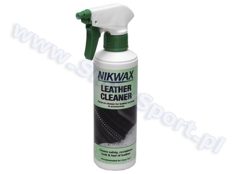 Impregnat do czyszczenia skóry Nikwax  Leather Cleaner  2012 najtaniej