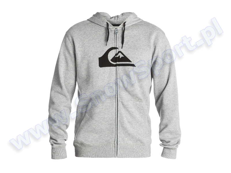 Bluza z kapturem Quiksilver Hood Zip Logo E1 SZNH najtaniej