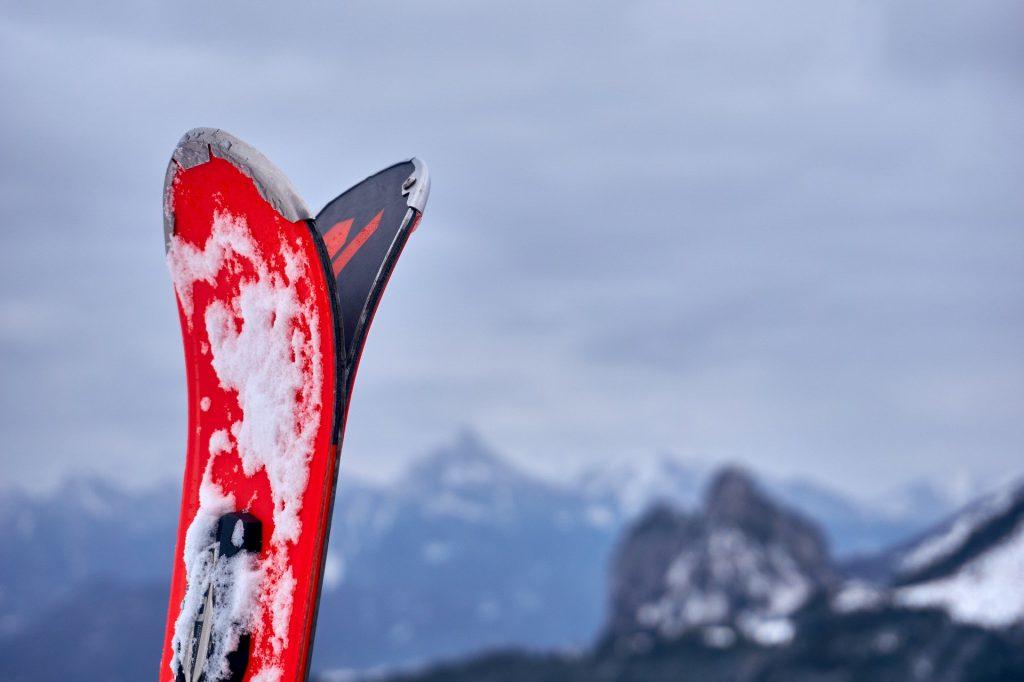 konserwacja nart