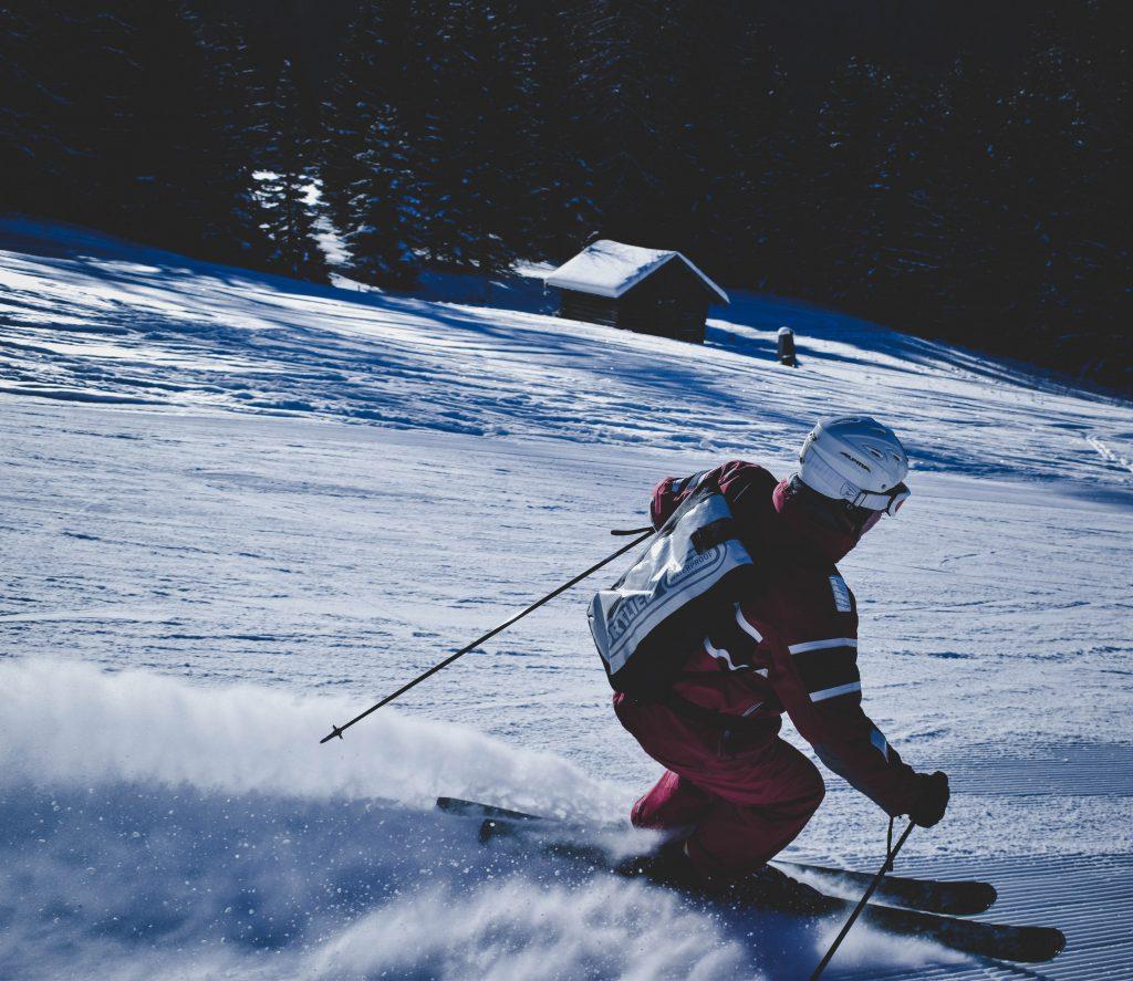 sprzęt narciarski